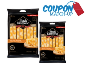 Black Diamond Natural Cheese Sticks