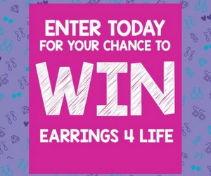 Win Claire Earrings For Life & More