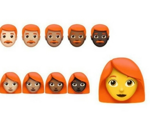 Gingers, You Will Now Have Your Own Emojis