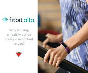 Win a Fitbit Alta
