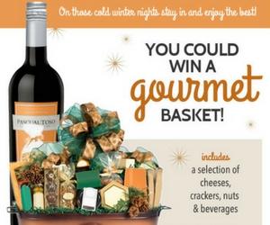 Win a Gourmet Gift Basket