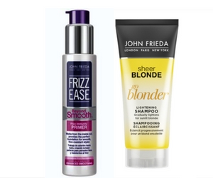 Save $3 on John Frieda Products