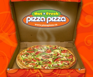 Free Pizza Slice On Your Child's Birthday