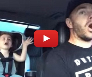 "Daddy-Daugher Epic ""Let It Go"" Car Sing-Along"