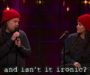 Alanis Morissette Updates Smash Hit 'Ironic'