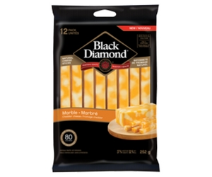 Save $1.50 Off Black Diamond Natural Cheese Sticks