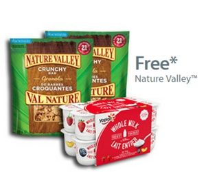 Free Nature Valley Crunchy Bar Granola