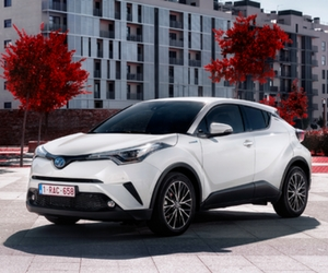 Win a 2018 Toyota C-HR