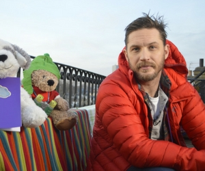 Have Tom Hardy Tuck You Into Bed Tonight