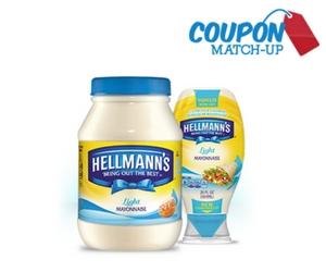 Hellmann's Match Up Savings