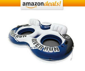 Amazing Deal on Intex Inflatable Water Float