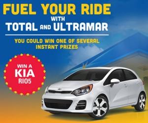 Win a KIA Rio 5