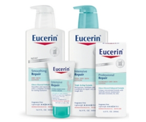 Save $3 Off Eucerin Body Lotion