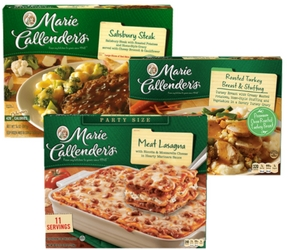 Save $2 off Marie Callender's Meals