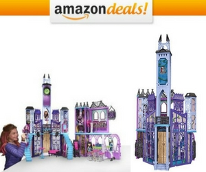 Blowout Price on Monster High Iconic School Playset