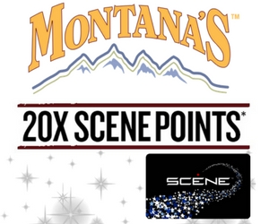 20X Scene Points at Montana's