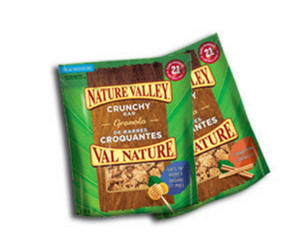 Save $2 off Nature Valley Crunchy Bar Granola