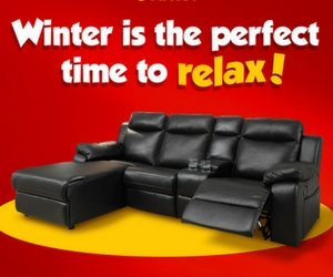 Win a Reclining Sectional