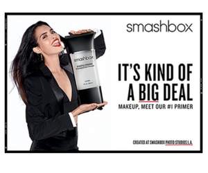 Free Smashbox Primer Sample