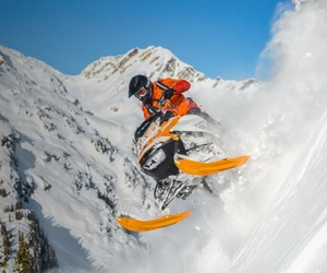 Win a 2018 Ski-Doo Snowmobile