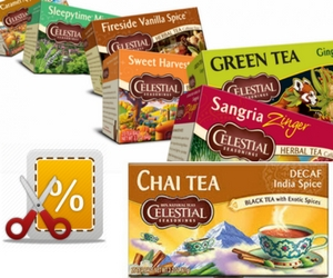Save $1 on Celestial Seasonings Tea