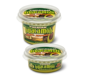 Save $2 Off Any Yucatan Guacamole Product
