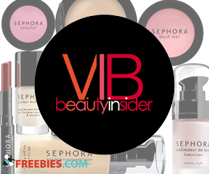 Sephora Beauty Insider
