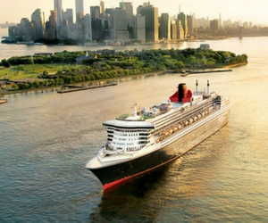 Win a Transatlantic Cruise Aboard the Queen Mary 2