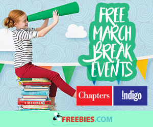 Free Events for Kids During March Break