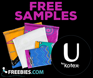 Free U by Kotex Sample