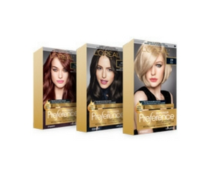 Save $3 Off L'Oreal Paris Superior Preference Haircolour