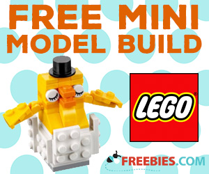Free LEGO Mini Model Build Event