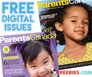 Free Parents Canada Digital Magazine