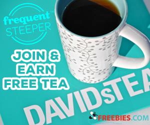 Free Tea On Your Birthday From David's Tea