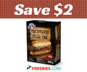 Save $2 on Olympel Pulled Pork