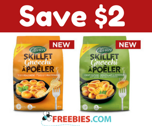 Save $2 on Olivieri Skillet Gnocchi
