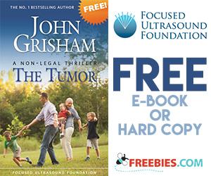 Free Copy of John Grisham's Book, The Tumor