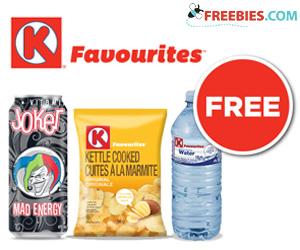 Circle K Sampling Day: Get 3 Products
