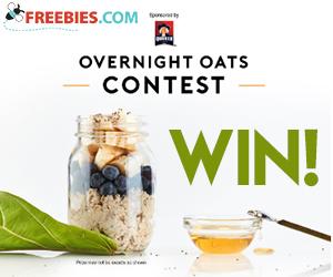 Win 1 of 15 Quaker Overnight Oats Kits