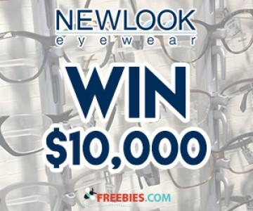 Win $10,000 Cash from New Look Eyewear