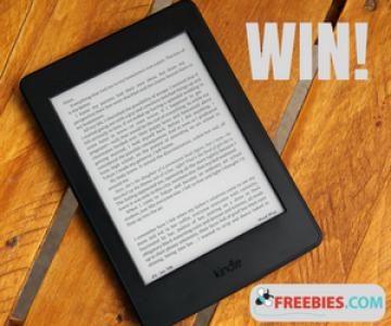 Win a Kindle Paperwhite E-Reader