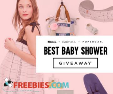 Win the Best Baby Shower Bundle