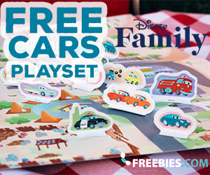 Free Printable Disney Cars Radiator Springs Playset
