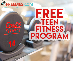 Teens Get Fit for Free at Goodlife This Summer