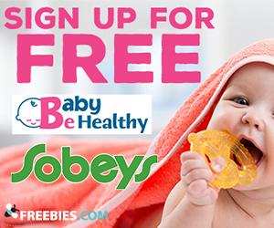 Free Prenatal Vitamins From Sobeys Pharmacy
