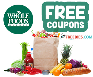 Printable Coupons for Whole Foods