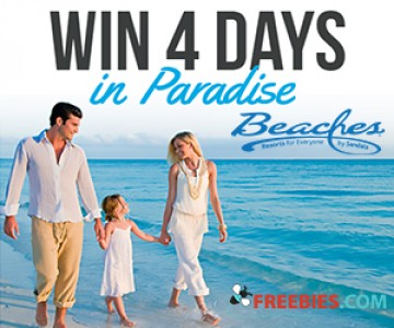 The Sandals and Beaches Giveaway 2017 Sweepstakes