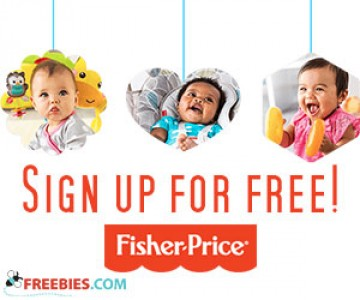 Join the Fisher-Price Family Email Program