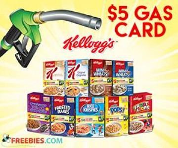 Free $5 Gas Card