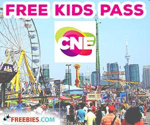 Free CNE Kids Pass
